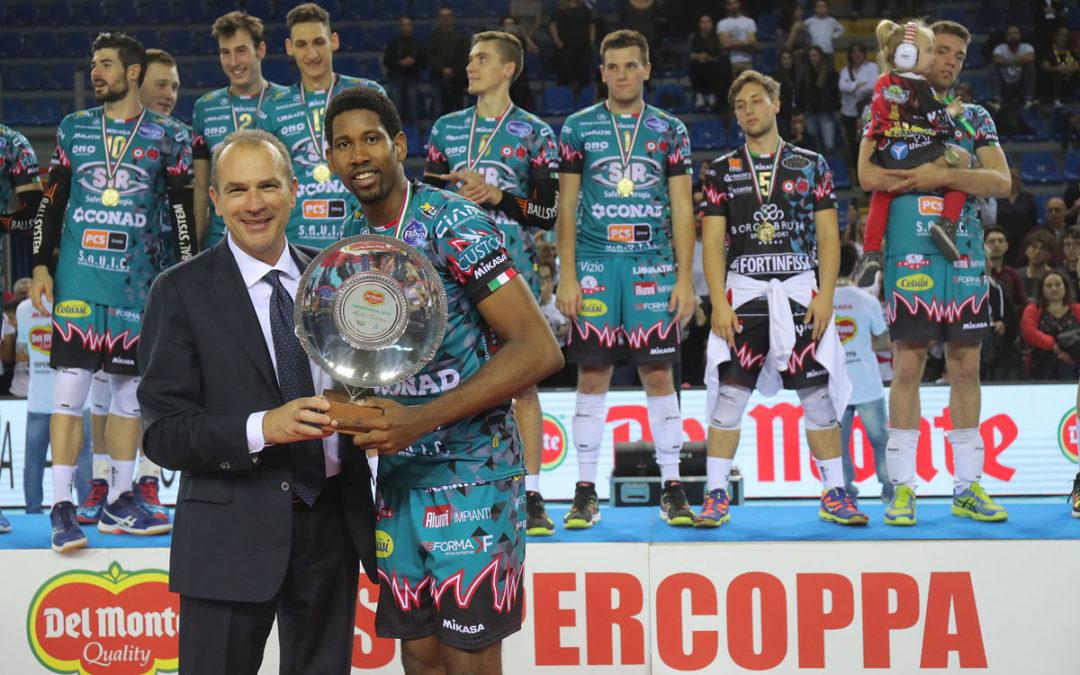 Supercoppa a Perugia