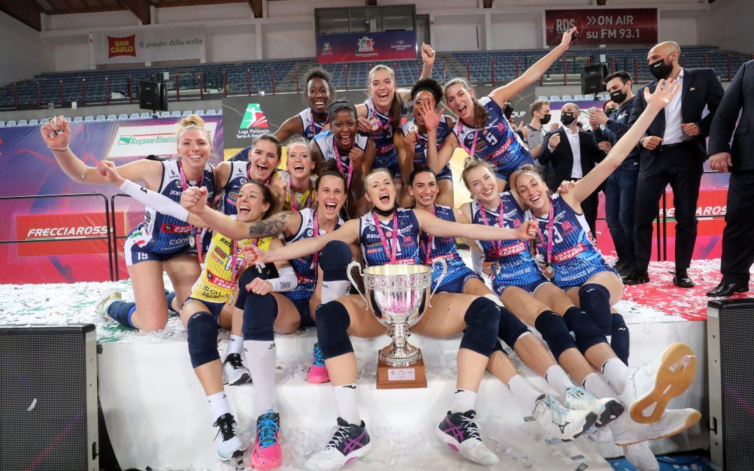 Imoco e la Coppa Italia 2021