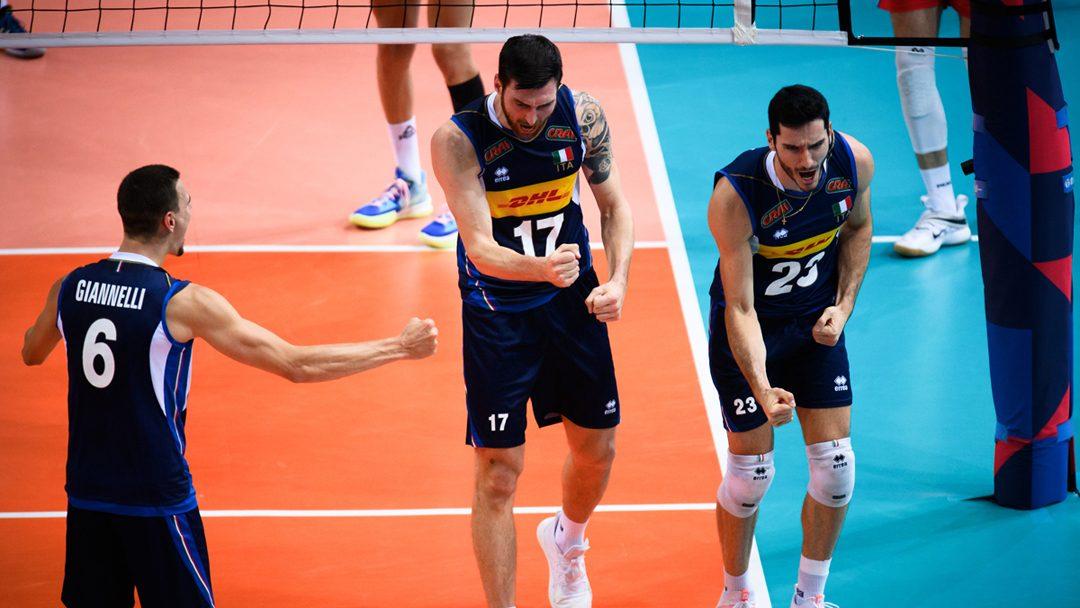 Superba Italia. Batte anche la Serbia e vola in finale contro la Slovenia