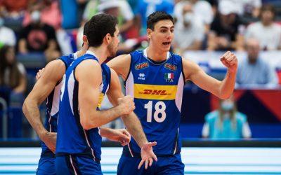 L'Italia travolge anche la Germania. Settima vittoria e semifinale con la Serbia